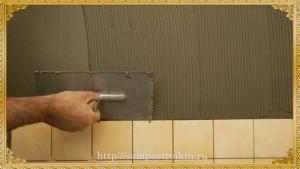 Какой клей для плитки выбрать?