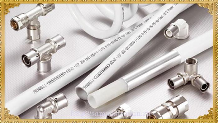 Металлопластиковые трубы и их технические характеристики