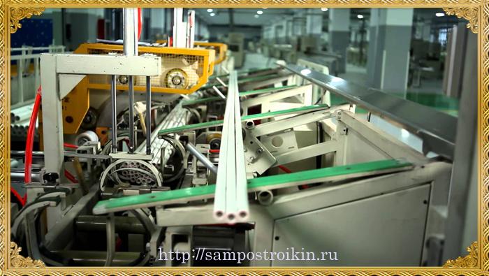 Производство металлопластиковых труб и их технические характеристики