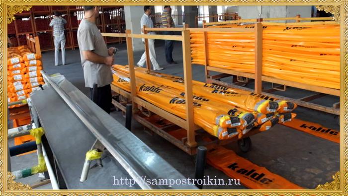 Производство металлопластиковых труб