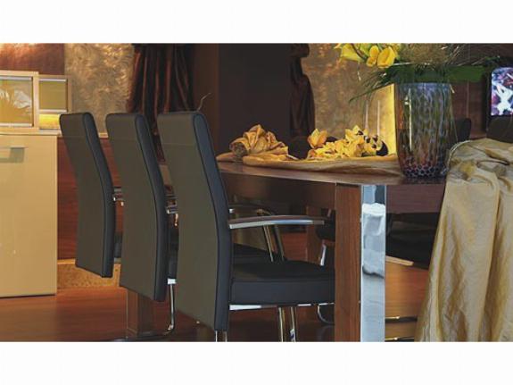 Кухня столовая гостиная интерьер