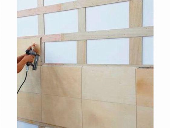 Обшивка кухни стеновыми панелями