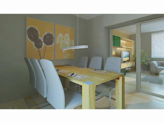 Столовая гостиная дизайн