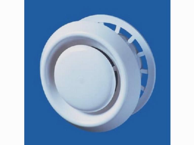Анемостат для приточно-вытяжной вентиляционной системы