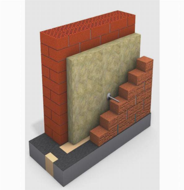Зазор, то можно и сэкономить на внешней штукатурке теплой керамики!.