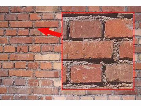 Чем заделать трещину в стене кирпичного дома 31