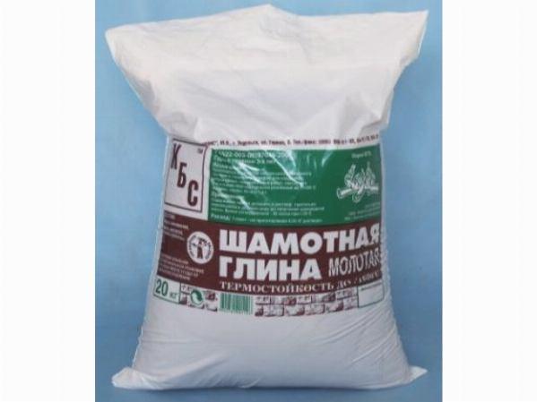 Шамотная глина замачивается на 10–12 часов и периодически перемешивается
