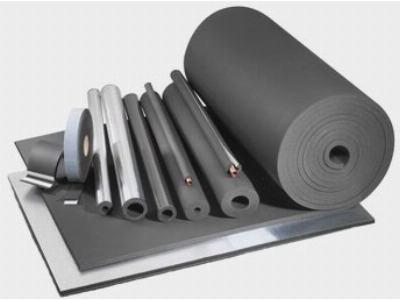 Синтетический каучук имеет высокую теплоизоляцию, нетоксичен, легок