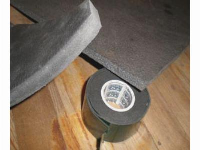 Теплоизоляционная самоклеющаяся лента