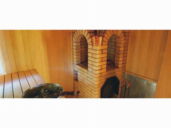 Устройство кирпичного дымохода бани