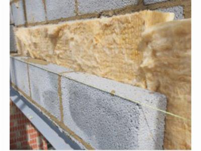 Утепление стен из пеноблока минватой