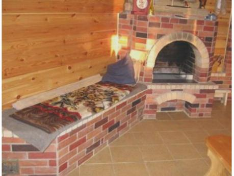 Уют в деревянном доме