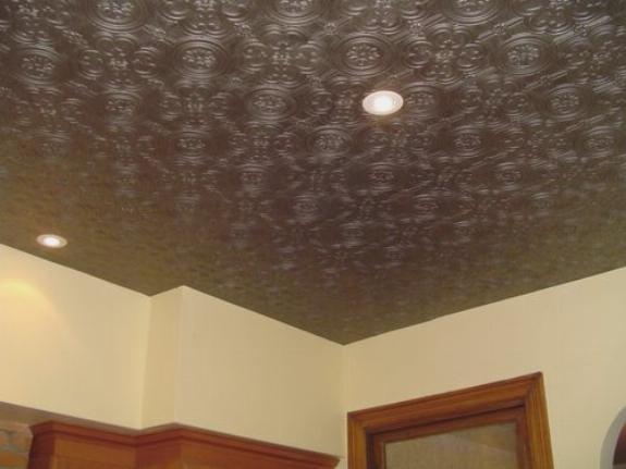 Как своими руками отремонтировать потолок