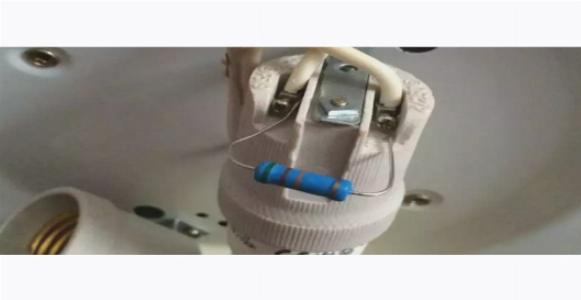 Параллельное соединение резистора