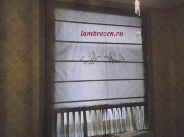 Римские шторы своими рукамиримские шторы самостоятельно