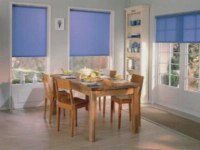 Рулонные шторы стали прекрасной альтернативой алюминиевым жалюзи