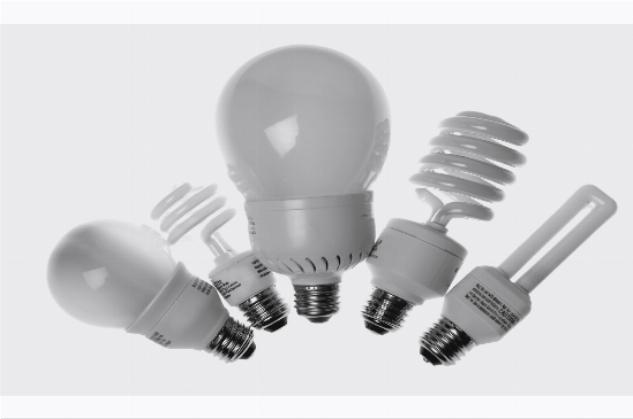 Современные виды ламп пришедшие на замену лампам накаливания