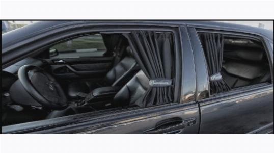 Шторки на автомобильные стекла летом вещь достаточно практичная