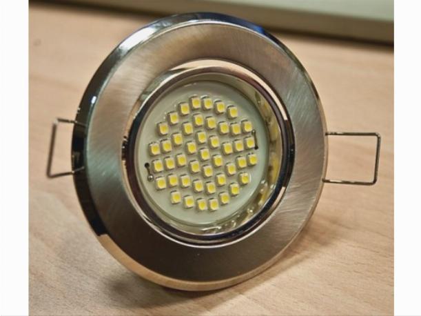 Светодиодные точечные светильники – самые экономичные