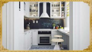 Дизайн кухни 6 кв метров1