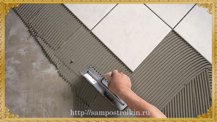 Требования к качеству клея для плитки