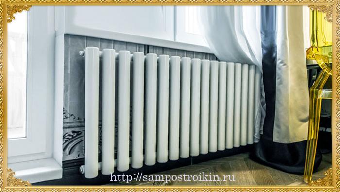 Особенности выбора стального радиатора
