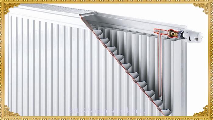 Панельный стальной радиатор характеристики