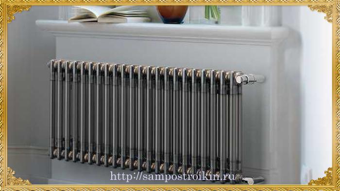 Стальной радиатор его виды и особенности