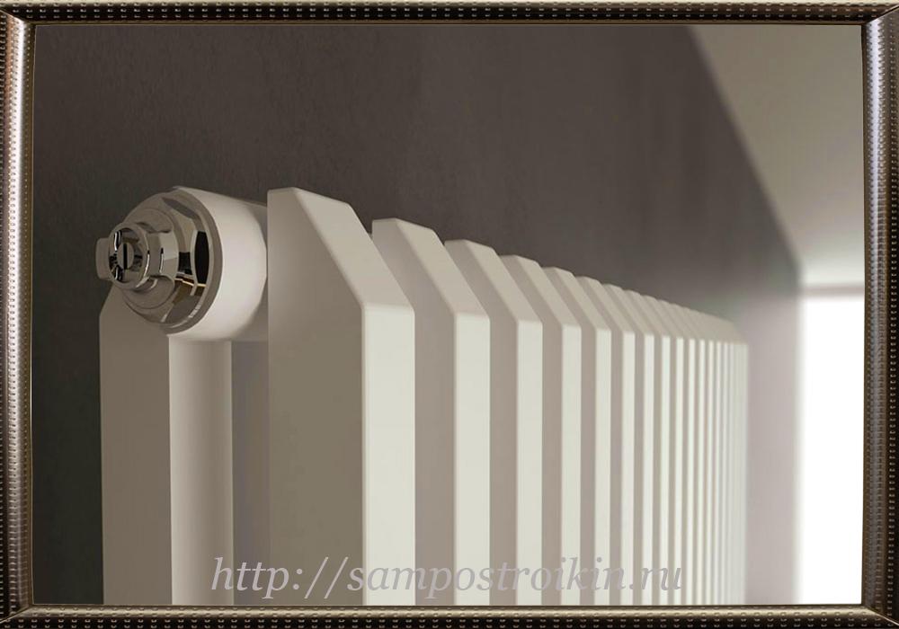 Характеристики и виды алюминиевых радиаторов