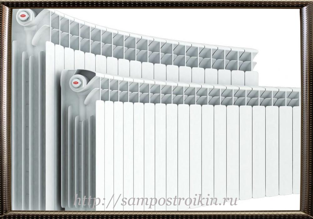 Принцип работы алюминиевого радиатора