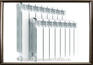 Радиатор алюминиевый технические характеристики