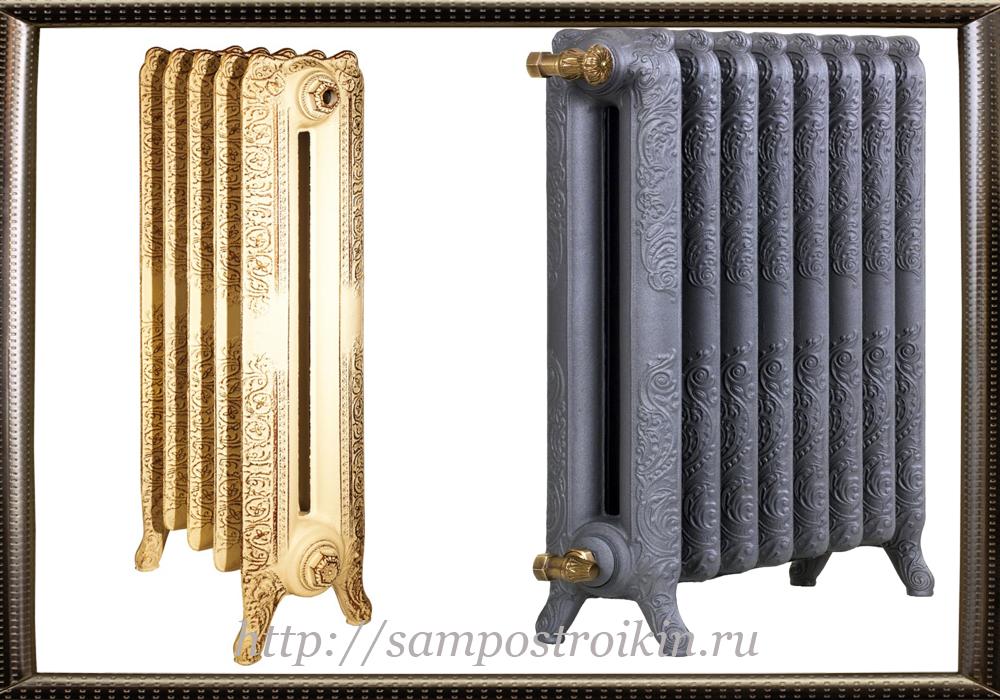 Радиатор чугунный - технические характеристики и особенности